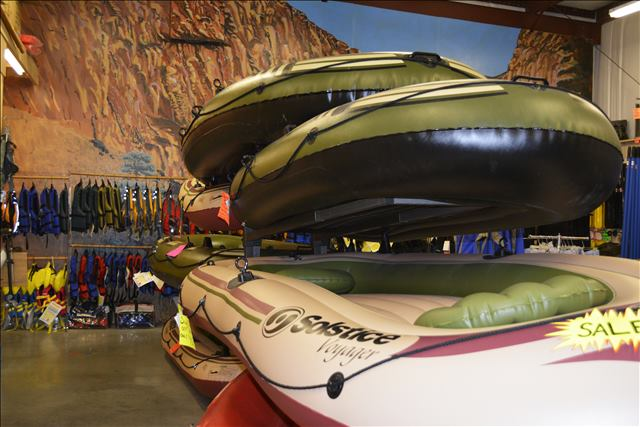 Raft Rentals and Sales in Boise, ID | Boise Army Navy