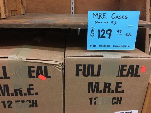 MRE Cases